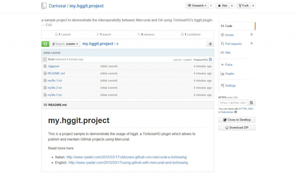 github.project.done