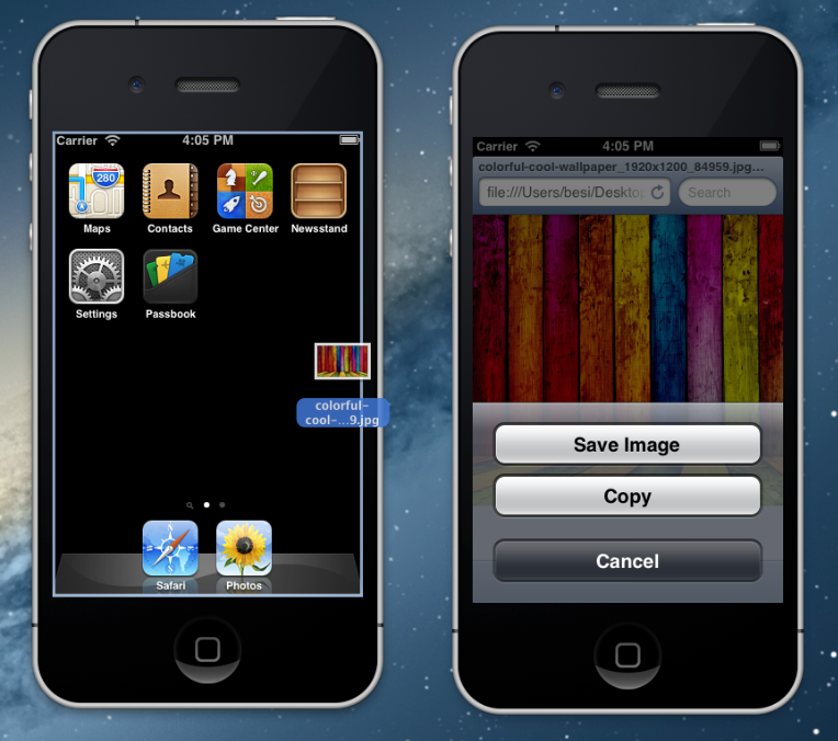 how to put mp4 on iphone camera roll