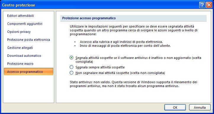 outlook-2007-security-settings