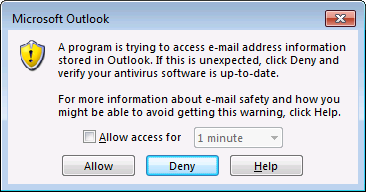 outlook-security-popup