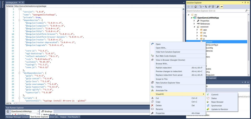 vs2015-visualhg-screenshot
