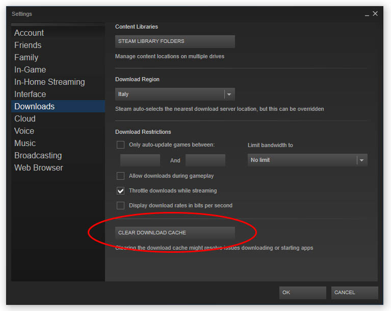 steam-settings-clear-download-cache