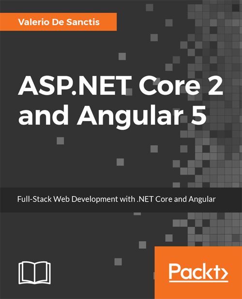 ASP.NET Core 2 and Angular 5 book available for preorder on Amazon!