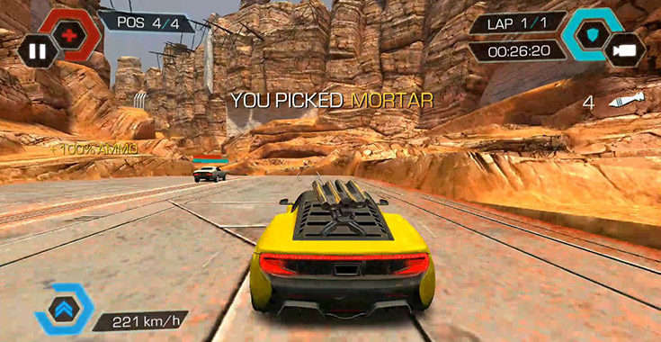 top 5 combat racing games for android in 2018. Black Bedroom Furniture Sets. Home Design Ideas