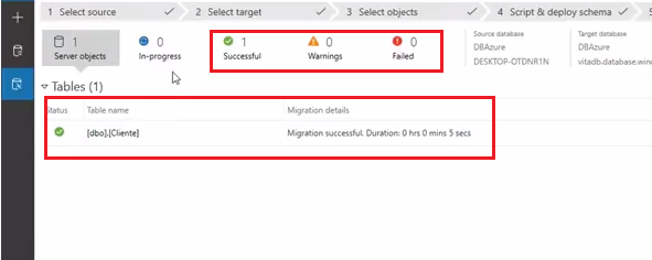 How to Migrate SQL Server DB to Azure SQL Server DB