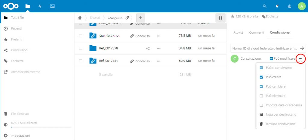 Cloud Storage on-premise (e conforme al GDPR) con NextCloud