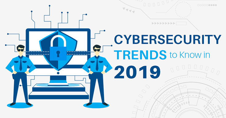 Cybersecurity Trends to Know in 2019 [Infographic]