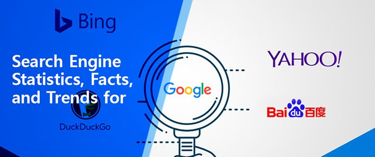 Search Engine Statistics, Facts, and Trends for 2019
