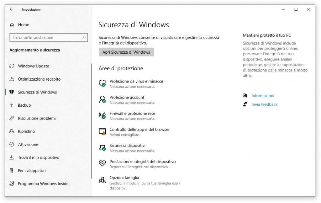 Parental Control e Internet Filter gratis per Windows con Family Safety, SafeSearch e FamilyShield