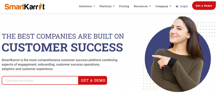 SmartKarrot: Customer Success and Churn Reduction Software Review