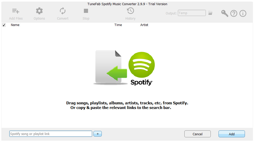 TuneFab Spotify Music Converter - Review