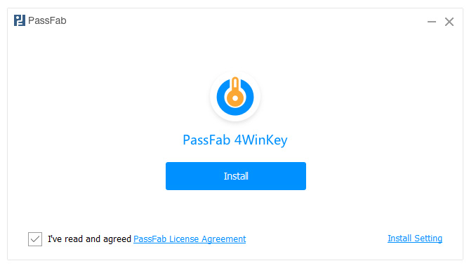 PassFab 4WinKey: Windows Password Reset & Recovery tool
