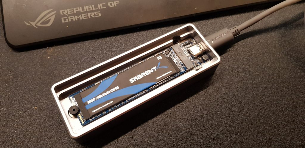 Here's why you should NOT buy a Sabrent Rocket SSD