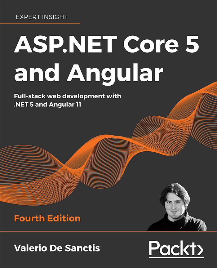 ASP.NET Core 5 and Angular Fourth Edition - What's new?