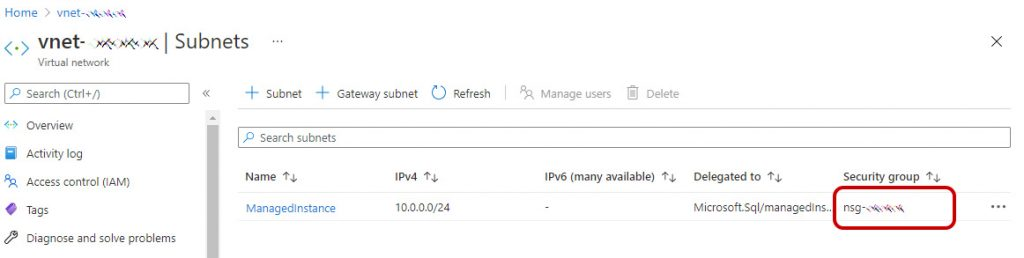 How to create an Azure SQL Managed Instance